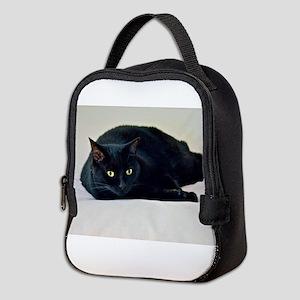 Black Cat! Neoprene Lunch Bag