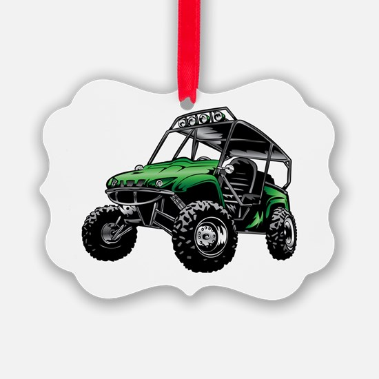 Unique Cart Ornament