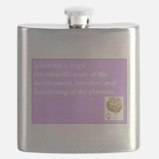placentology Flask
