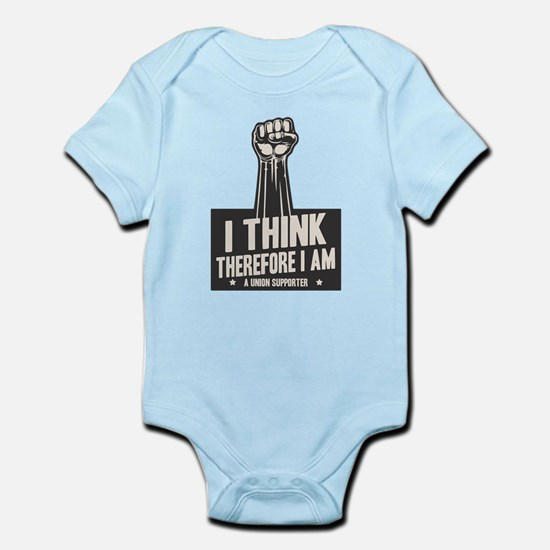 I think Union Infant Bodysuit