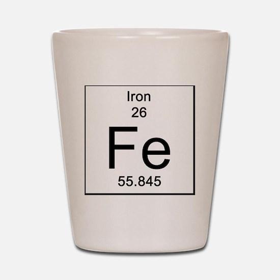 26. Iron Shot Glass