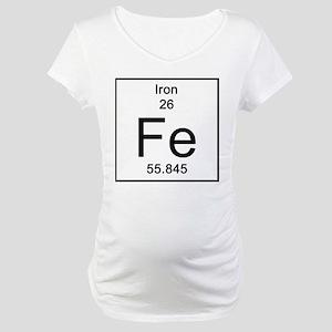 26. Iron Maternity T-Shirt