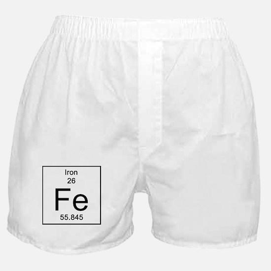 26. Iron Boxer Shorts