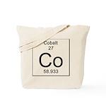 27. Cobalt Tote Bag