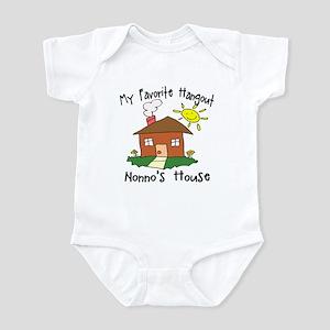 Favorite Hangout Nonno's Baby/Toddler bodysuits