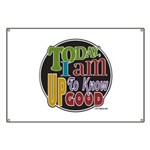 Up to Know Good Banner