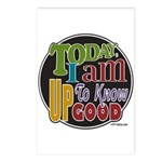 Up to Know Good Postcards (Package of 8)