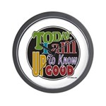 Up to Know Good Wall Clock