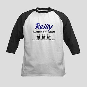 Reilly Family Reunion Kids Baseball Jersey