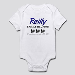 Reilly Family Reunion Infant Bodysuit