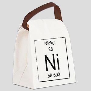 28. Nickel Canvas Lunch Bag