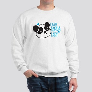 Crazy Panda Lady Jumper