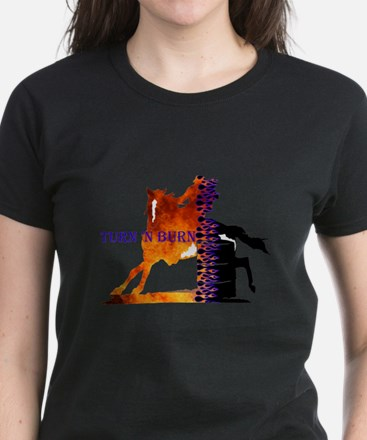 TNB Paint/Pinto Women's Dark T-Shirt