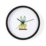 Glasslite 002 Wall Clock
