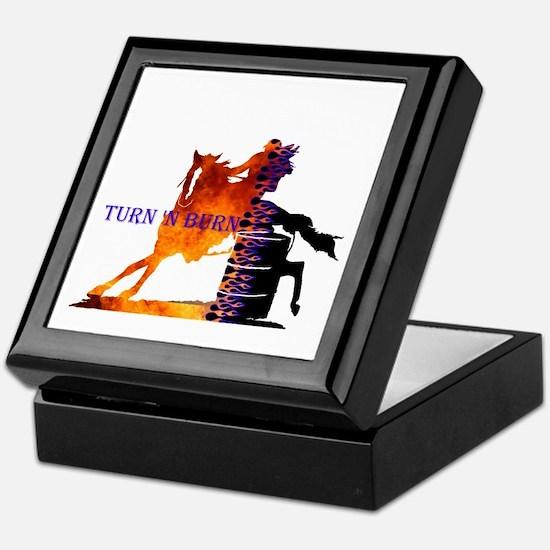 TNB Paint/Pinto Keepsake Box