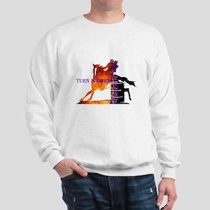 TNB Paint/Pinto Sweatshirt
