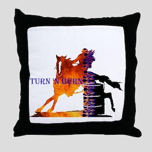 TNB Paint/Pinto Throw Pillow