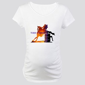 TNB Paint/Pinto Maternity T-Shirt