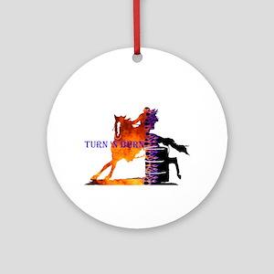 TNB Paint/Pinto Ornament (Round)