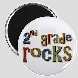 2nd Grade Rocks Second School Magnet