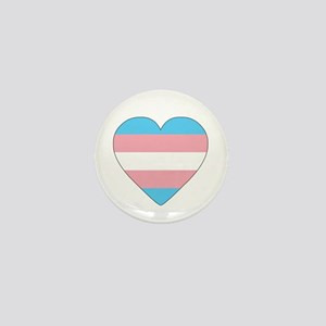 Transgender Pride Mini Button
