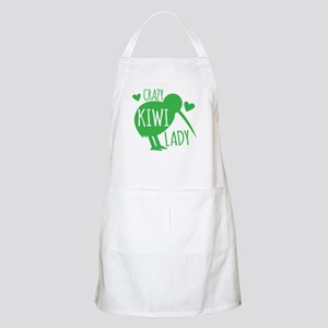 Crazy Kiwi Lady Apron