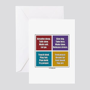 Breathe Greeting Cards (Pk of 20)