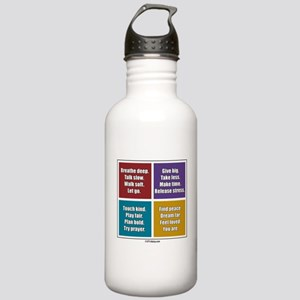 Breathe Stainless Water Bottle 1.0L