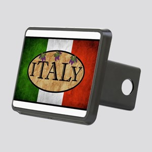 Italian Flag Hitch Cover