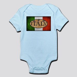 Italian Flag Body Suit