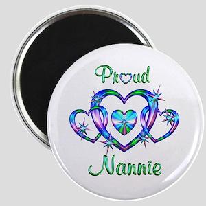 Proud Nannie Magnet
