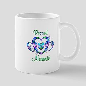 Proud Nannie Mug
