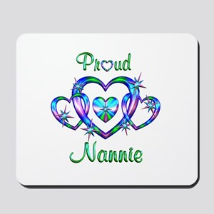 Proud Nannie Mousepad