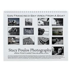 San Francisco Bay Area Shoreline Wall Calendar