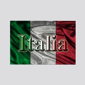 Italian Flag Graphic Magnets