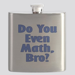 Do you even math, bro? Flask