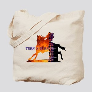 Turn 'n Burn Tote Bag