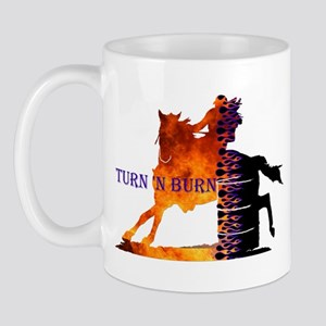 Turn 'n Burn Mug