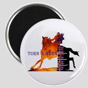 Turn 'n Burn Magnet