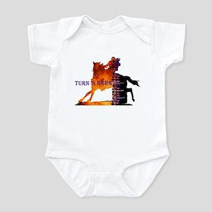 Turn 'n Burn Infant Bodysuit