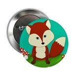 Personalizable Woodland Fox 2.25