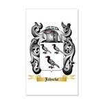 Jahncke 20x12 Wall Decal