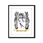 Jaher Framed Panel Print