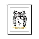 Jahan Framed Panel Print