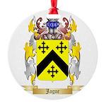 Jagoe 2 Round Ornament