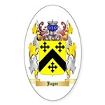 Jagoe 2 Sticker (Oval 10 pk)