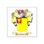 Jago Square Sticker 3