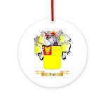 Jago Ornament (Round)
