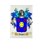 Jagger Rectangle Magnet (10 pack)