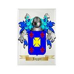 Jagger Rectangle Magnet (100 pack)